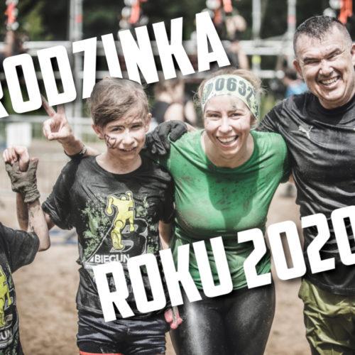 Rodzinka roku 2020. Biegun 2020