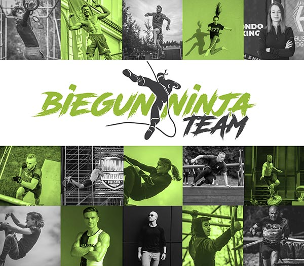 Ninja Team i BIEGUN OCR razem!